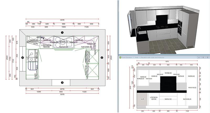German Kitchen Store Digital Kitchen Plans Kitchen Design Service