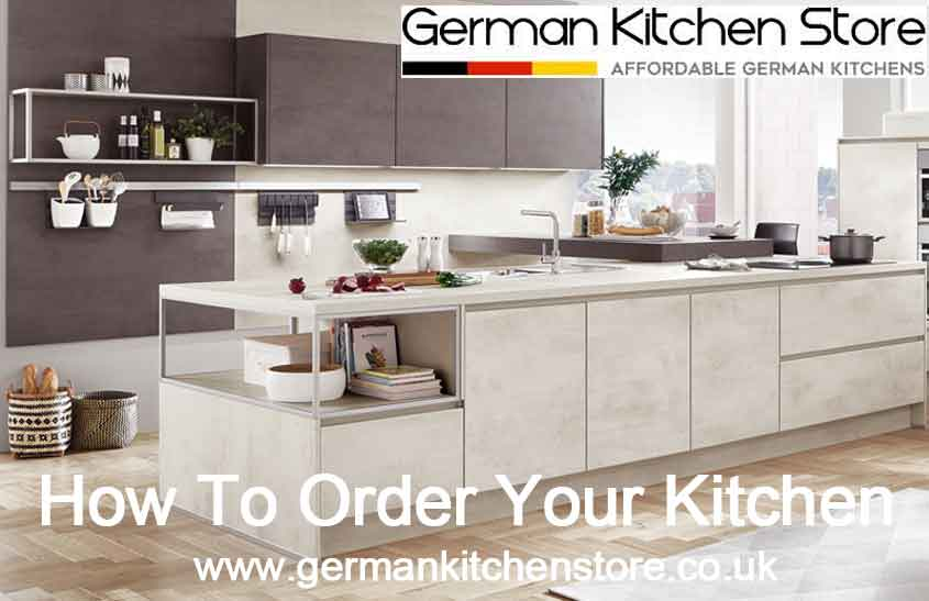 How to order your german kitchen
