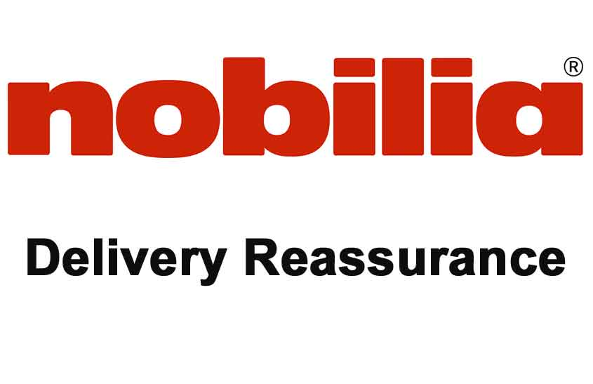 Nobilia Delivery Reassurance