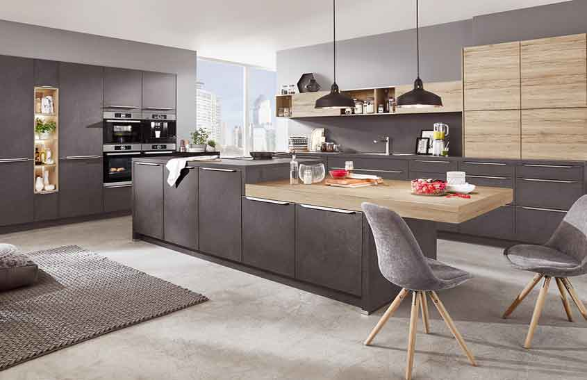 Handle or Handleless German Kitchen? Which is Best?