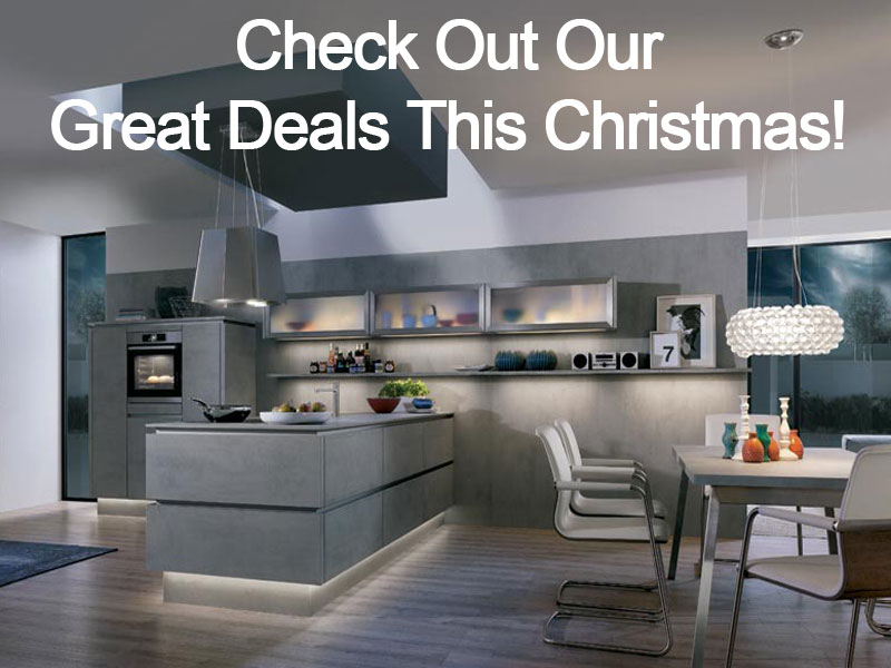 German kitchen deals this christmas