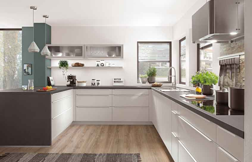 Get creative with your kitchen space