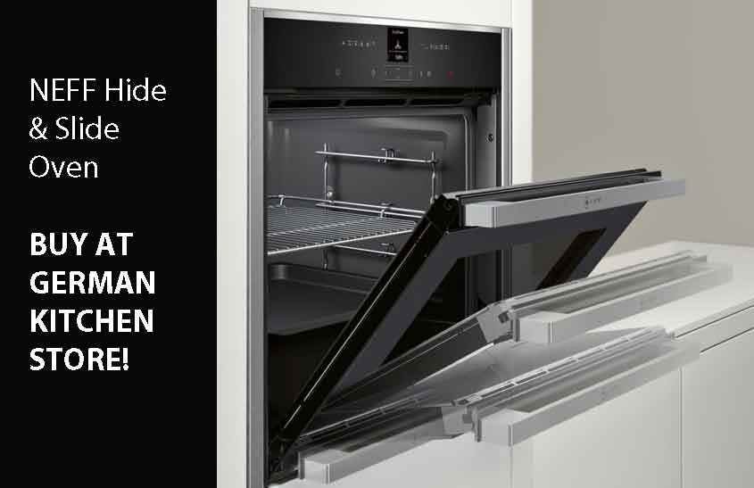 Order your Slide and Hide NEFF Appliances from GKS