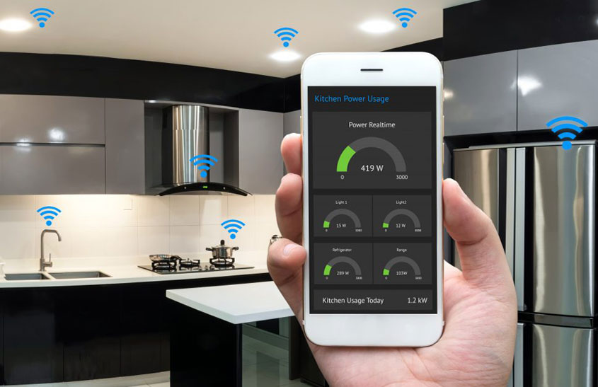 Make your kitchen a SMART kitchen