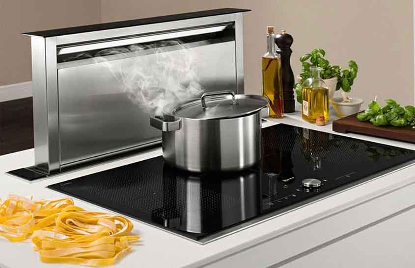 The Latest Built-In Kitchen Appliance Technology