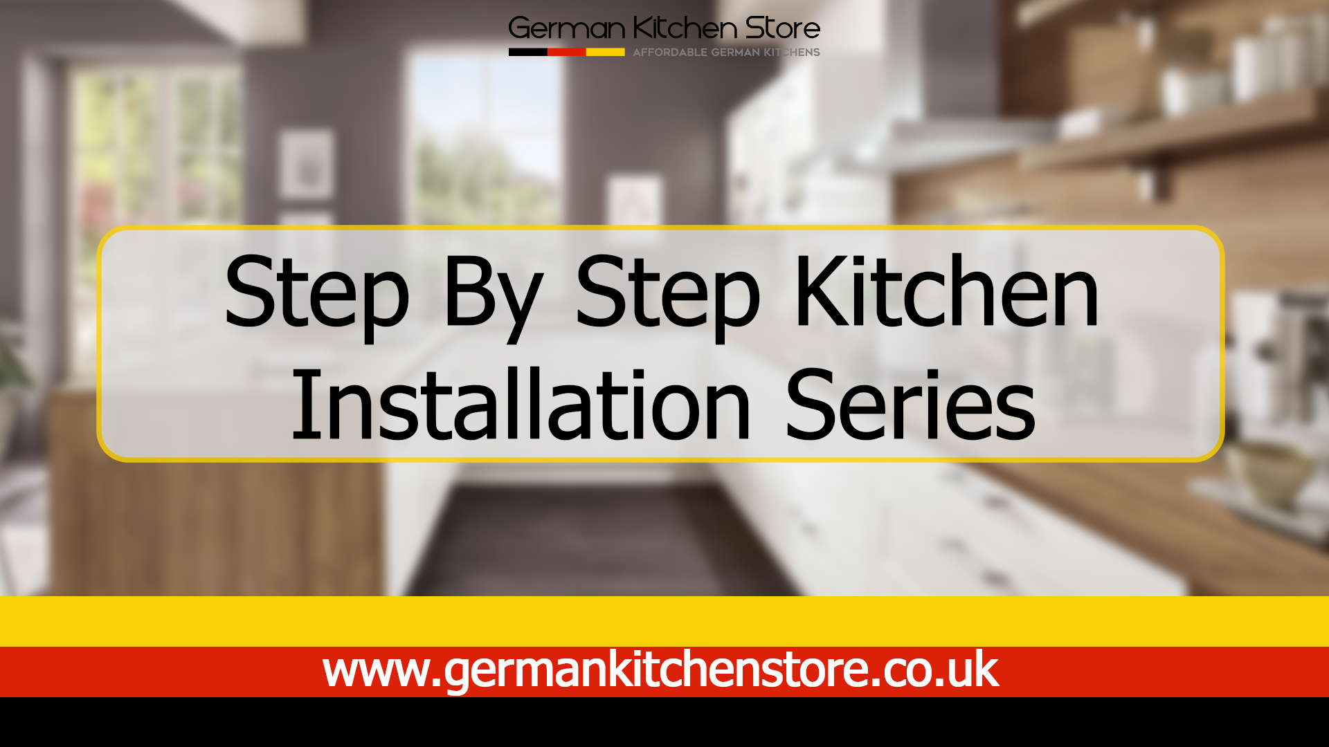 How to install your Nobilia kitchen