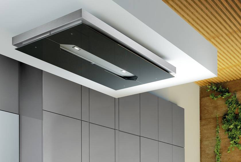 Choose the right cooker hood for your kitchen