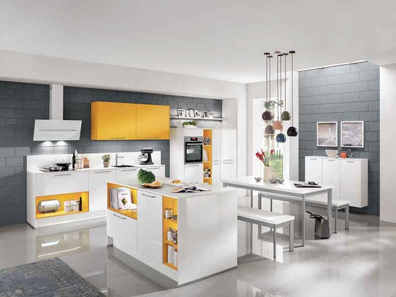 Is a high gloss kitchen right for you?
